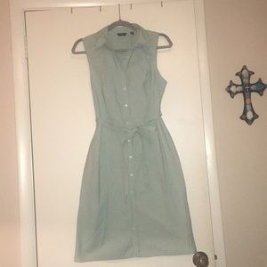 American Eagle button up dress!